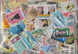 Jungferninseln Briefmarken-300 Verschiedene Marken - British Virgin Islands
