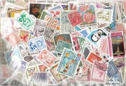Amerika 3.000 Verschiedene Marken - Briefmarken