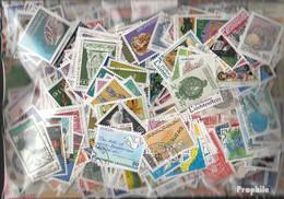 Liechtenstein Briefmarken-1.200 Verschiedene Marken - Collections