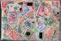 Deutsches Reich Briefmarken-500 Verschiedene Marken - Collections