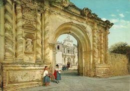 Guatemala (Guatemala) Ruinas E Iglesia De San Francisco, Ruins And St. Francis Church - Guatemala