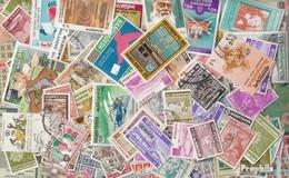Bangladesch 500 Verschiedene Marken - Bangladesh