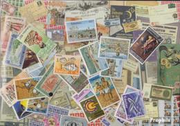 Tokelau 100 Verschiedene Marken - Tokelau