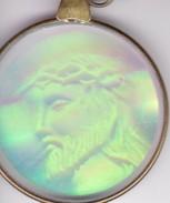 MEDALLA MEDAILLE MEDAL JESUS JESUCHRIST 3D  - BLEUP - Religión & Esoterismo