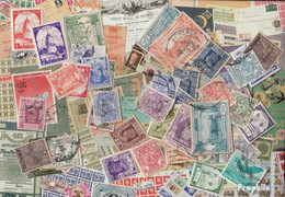 Birma Briefmarken-200 Verschiedene Marken - Myanmar (Burma 1948-...)