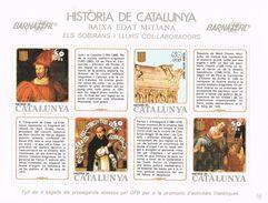 Viñetas Historia De Catalunya. Baja Edad Media. Barnafil 81 - Variedades & Curiosidades