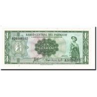 Paraguay, 1 Guarani, L1952, KM:193b, NEUF - Paraguay