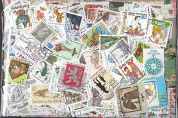 Tschechien Briefmarken-500 Verschiedene Marken - Tschechische Republik