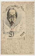 Monsieur Santos Dumont Restera Dans Son Dirigeable Le Mardi 1 Er Avril 1902 Fontainebleau - Brasil