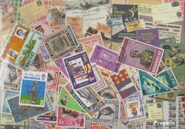Brunei Briefmarken-100 Verschiedene Marken - Brunei (1984-...)