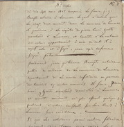 Acte Notaire Geerts Marchand à Lummen Vente Et Détail De 63 Lots D'arbres Limbourg Limburg - Manuscripts