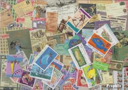 Kokos-Inseln Briefmarken-100 Verschiedene Marken - Kokosinseln (Keeling Islands)