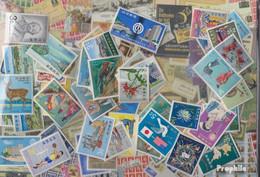 Riu-Kiu-Inseln 100 Verschiedene Marken - Sammlungen (ohne Album)