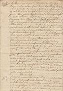 Acte Notaire 1817 Geerts De Lummen Troosters Brasseur Brasserie De Diest Larde Beringen Succession Limbourg Limburg - Manuscripts