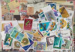 UNO - Genf Briefmarken-100 Verschiedene Marken - Briefmarken