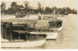 Real Photo Boca Grande 1929/ 1930 - Venezuela