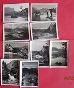 SLOVENIA - BLED LOT 9 ORIGINAL PHOTOS - Cartoline