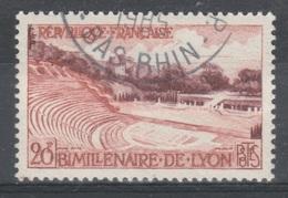 France, Lyon, 1957, VFU - Francia