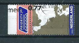 2009 Netherlands 77 Cent Astronomy+priority Tab Used/gebruikt/oblitere - Gebruikt