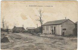 Somme : Maricourt, La Grande Rue - Autres Communes