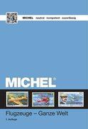 Michel Motivkatalog Flugzeuge - Ganze Welt 2016 - Tematiche