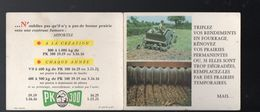 Calendrier 1959 Offert Par PK300 Potasse D'alsace (PPP6471) - Small : 1941-60