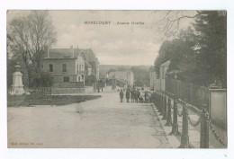 19927  Cpa  MIRECOURT  ; Avenue Graillet ! 1918  , ACHAT DIRECT ! - Mirecourt