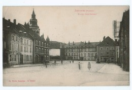 20007   Cpa   SENONES  ; Place Dom - Calmet  ! - Senones