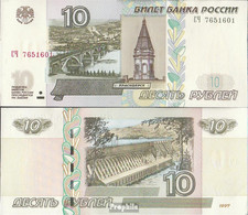 Russland Pick-Nr: 268c Bankfrisch 2004 10 Rubles - Russland