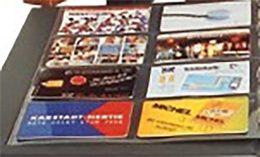 SAFE 7564 PA Telef.Karten-Bl. Per 5 - Telefonkarten