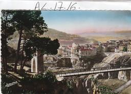Algerie : CONSTANTINE  ( La Ville Et Le Rhummel ) - Constantine