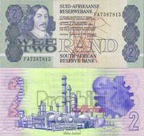 Südafrika Pick-Nr: 118d Bankfrisch 1983 2 Rand - Südafrika