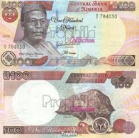 Nigeria Pick-Nr: 28e Bankfrisch 2005 100 Naira - Nigeria