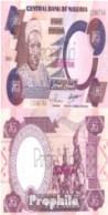 Nigeria Pick-Nr: 24g (2002) Bankfrisch 2002 5 Naira - Nigeria