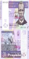 Malawi Pick-Nr: 38a Bankfrisch 1997 20 Kwacha - Malawi