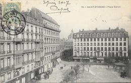 St Saint-Etienne - Place Dorian - Carte M.T.I.L. N° 79 - Saint Etienne