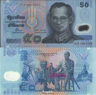 Thailand Pick-Nr: 102a Bankfrisch 1997 50 Baht (plastic) - Thailand