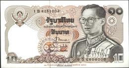 Thailand Pick-Nr: 98 Bankfrisch 1995 10 Baht - Thailand