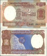 Indien Pick-Nr: 79m Bankfrisch 1997 2 Rupees - Indien