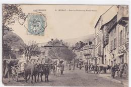 Cantal - L'Auvergne - Murat - Rue Du Faubourg Notre-Dame - Murat