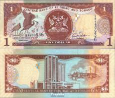 Trinidad Und Tobago Pick-Nr: 46 Bankfrisch 2006 1 Dollar - Trinidad & Tobago