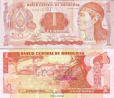 Honduras Pick-Nr: 89a Bankfrisch 2008 1 Lempira - Honduras