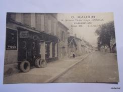 COGNAC-Maison Morin-Vulcanisateurs - Cognac