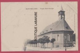25 - MONTBELIARD---Temple Saint Georges - Montbéliard