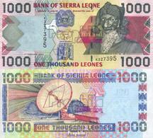 Sierra Leone Pick-Nr: 24a Bankfrisch 2002 1.000 Leones - Sierra Leone