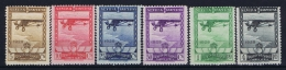 Spain: Ed 448 - 453 Mi 422 - 427MNH/** Neuf Sans Charnière  Postfrisch  1929 - Airmail