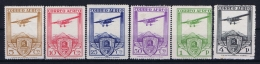 Spain: Ed 483 - 488 Mi 457 - 462 MNH/** Neuf Sans Charnière  Postfrisch  1930 - Airmail