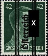 Österreich 689 Postfrisch 1945 Gitter-Aufdruck - 1918-1945 1st Republic