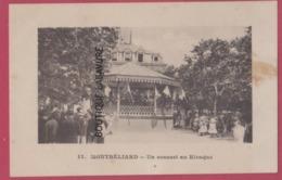 25 - MONTBELIARD--Un Concert Au Kiosque---animé - Montbéliard