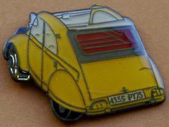 Y 397         )...deudeuche  ............ 2  CV   CITROEN - Citroën